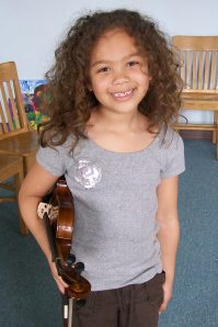 Suzuki private violin lessons children Pittsburgh learn Jessica Spieser Landes